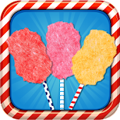 Cotton Candy Maker Circus food APK for Bluestacks