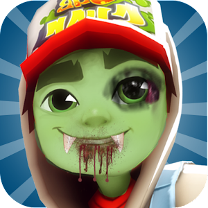 Subway Surf Halloween Rush For PC