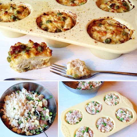 Chicken Balls With Vegetables And Cheese