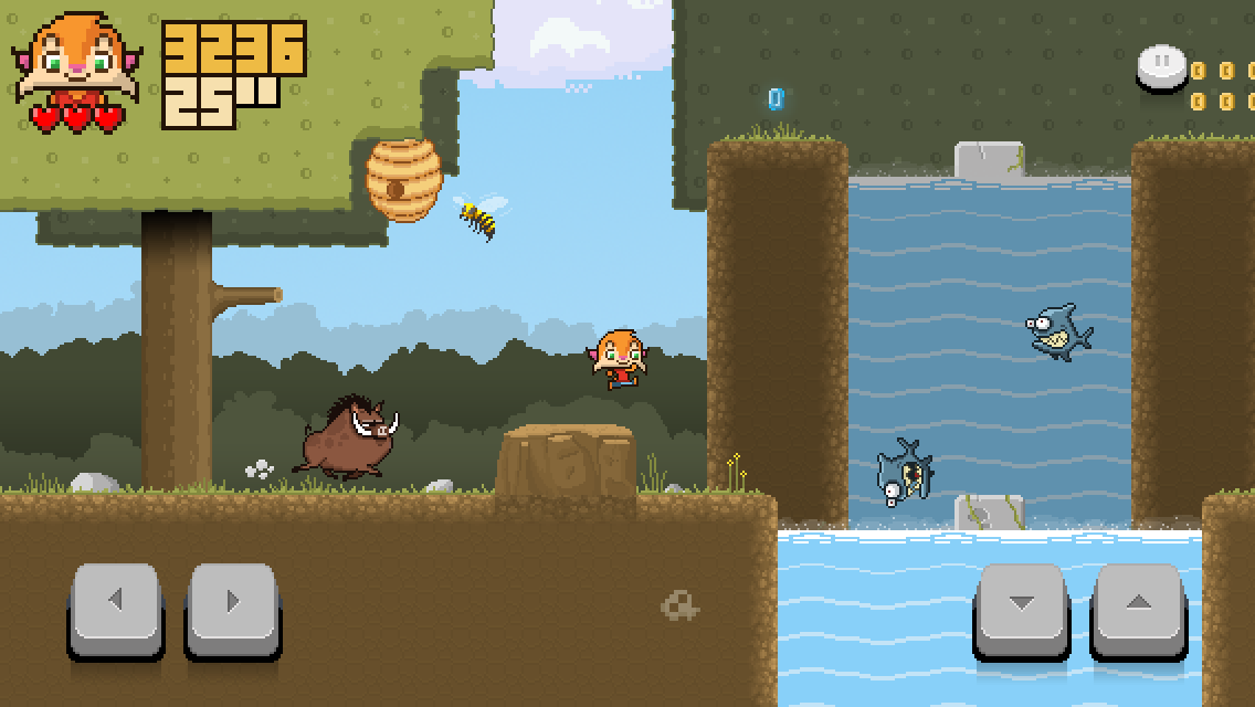 Super Lynx Rush Screenshot 0