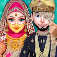 ☪ Hijab Girl Beauty Salon and Wedding Rituals ☪