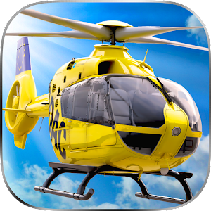 Cover art Helicopter Simulator 2015 HD