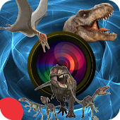 APK App Dinosaurs Camera for BB, BlackBerry