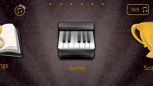 Piano Chopin - screenshot