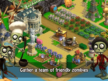 Zombie Castaways Mod (Money) v1.1.6 APK