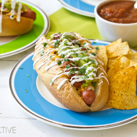 Nacho Hot Dog