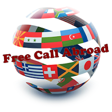 Making call abroad free