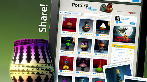 Let's Create! Pottery Lite screenshot 8
