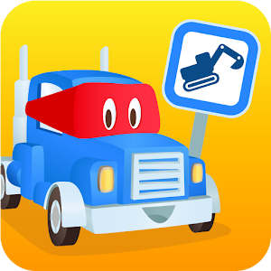Download free Carl the Super Truck Roadworks: Dig, Drill & Build for PC on Windows and Mac