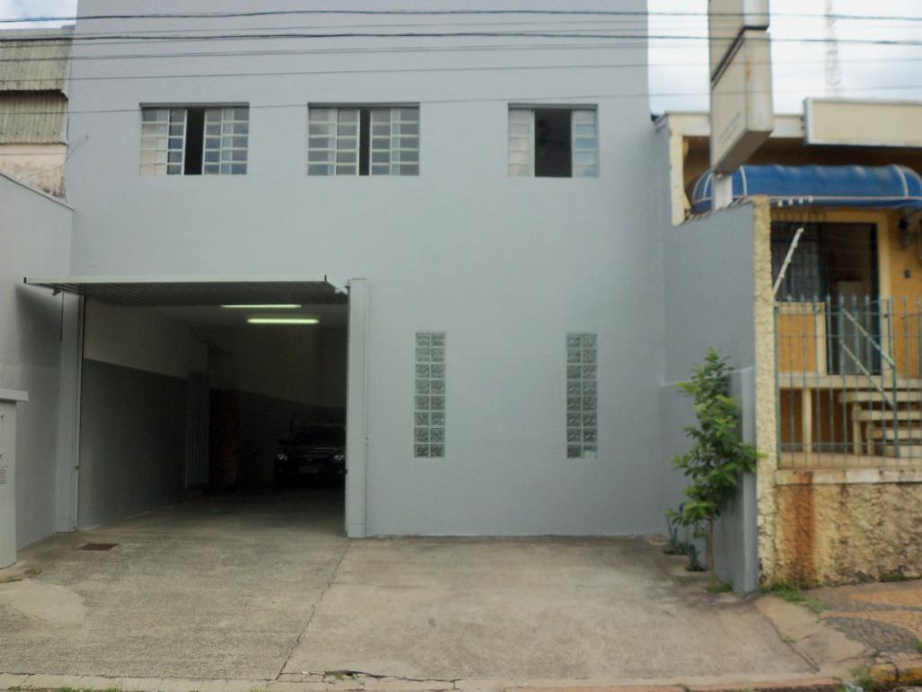 BARRACÃO Vila Nova   D.Lange Imóveis em Campinas