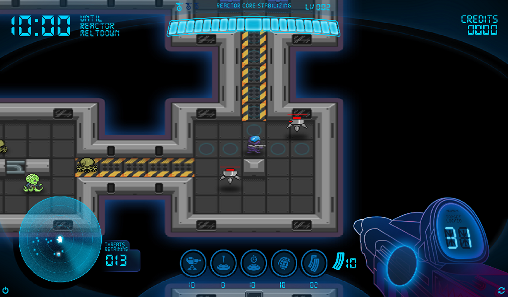 Super Space Meltdown Screenshot 8