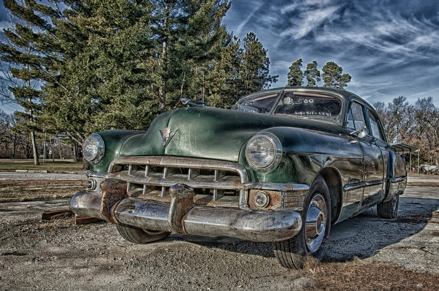 47 Caddy by Mark Theriot - Transportation Automobiles ( 1947, cadillac, 2012 )