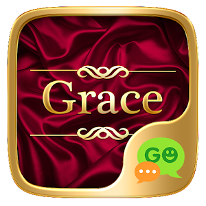 (FREE) GO SMS GRACE THEME2 For PC