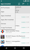 Screenshot of My Paid Apps