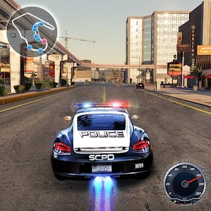 Police Car Racing For PC / Windows 7/8/10 / Mac – Free Download