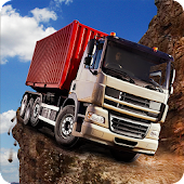 Game Up Hill Truck Driving Mania 3D apk for kindle fire