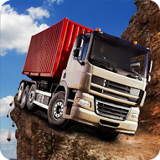 Up Hill Truck Driving Mania 3D