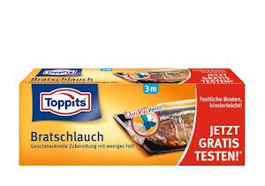 Toppits Bratschlauch Gratis Testen