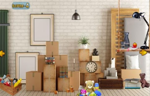 Can You Escape Locked House 2 apk screenshot