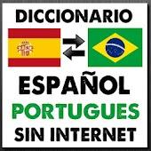 Diccionario Español Portugués Sin Internet APK for Ubuntu