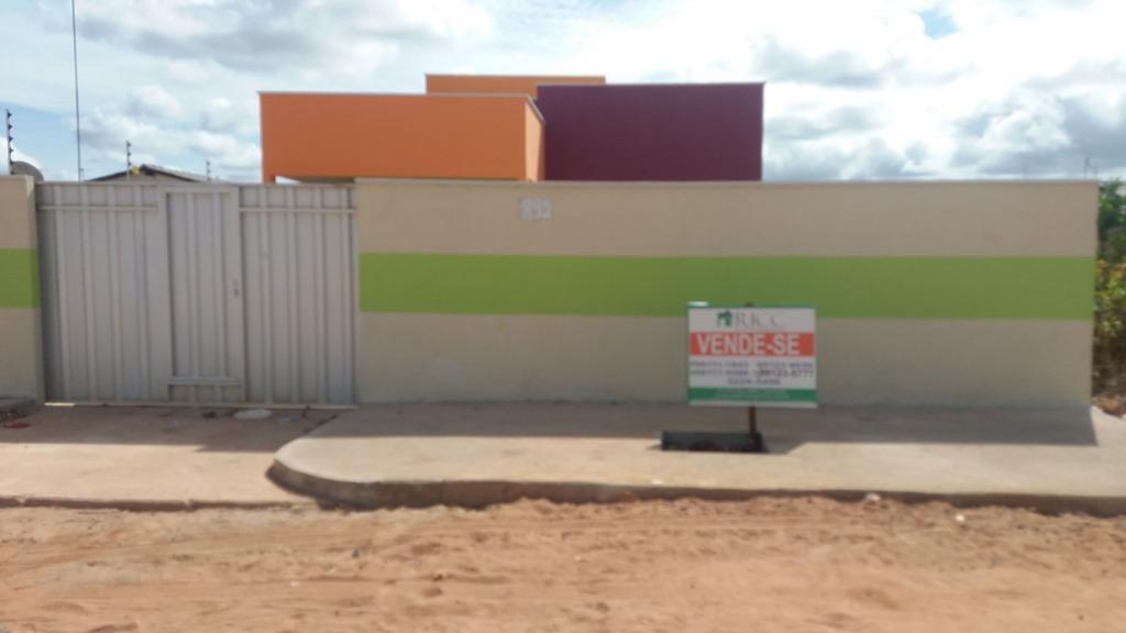 Casa com 3 dormitórios à venda, 115 m² por R$ 300.000 - Cidade Satélite - Boa Vista/RR