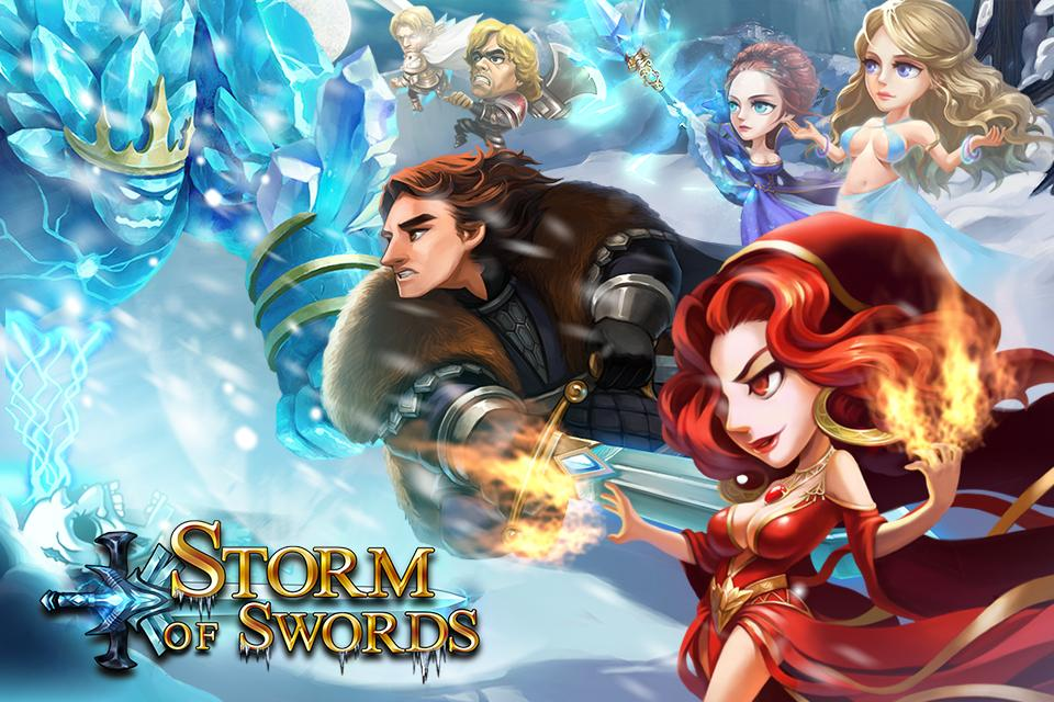 Storm of Swords Screenshot