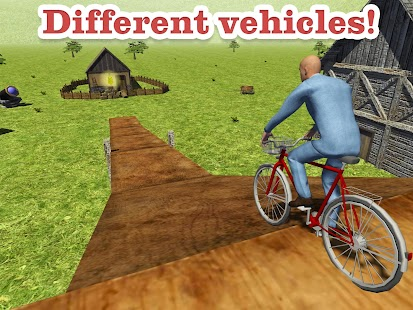 Guts and Wheels 3D APK for Bluestacks