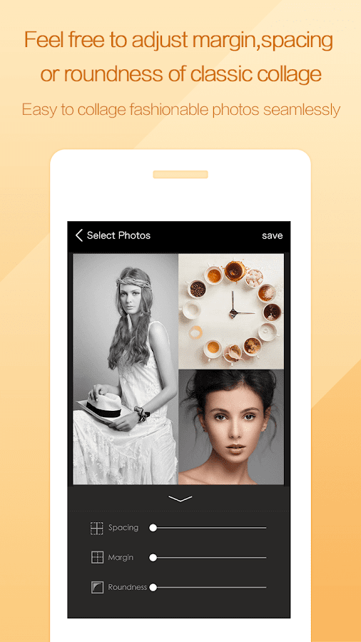 PhotoWonder: Pro Beauty Photo Editor&Collage Maker Screenshot 7