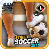 Play Street Soccer 2017 Game