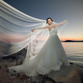 by Ante Gašpar - Wedding Bride