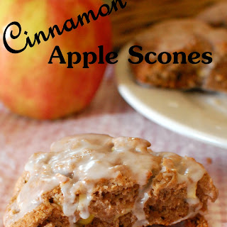 Apple Cinnamon Scones Recipes