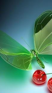 Schmetterlinge Live Wallpaper 🎀 Hintergrundbilder – Miniaturansicht des Screenshots