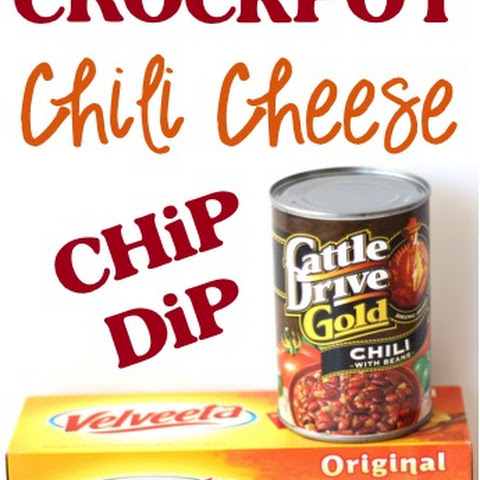 Crockpot Chili Cheese Dip Recipe!