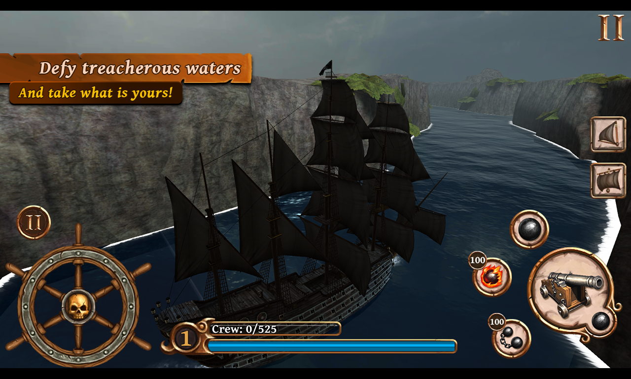 Ships of Battle Age of Pirates Screenshot 15