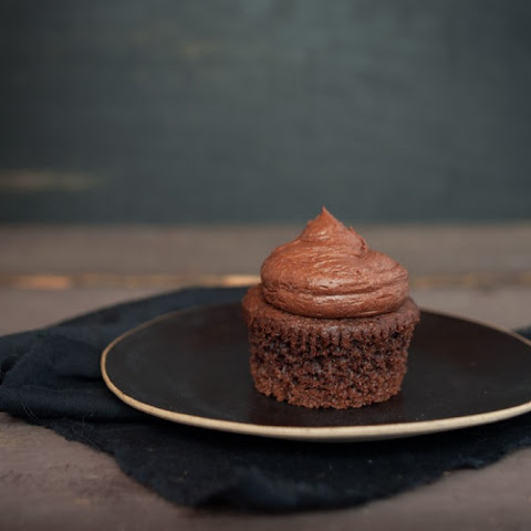 Chocolate Mascarpone Cupcakes