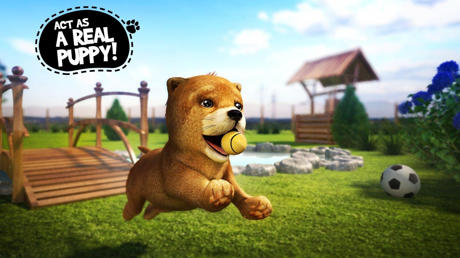 Dog Simulator Screenshot 1