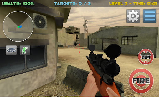Sniper Commando Assassin 3D apk screenshot