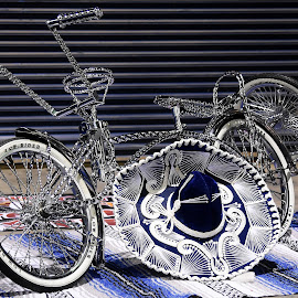 Bicicleta by Randy Young - Transportation Bicycles