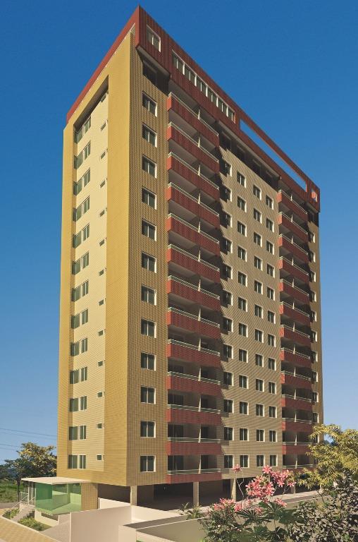 Apartamento com 3 dormitórios à venda, 100 m² por R$ 480.000 - Bairro dos Estados - João Pessoa/PB