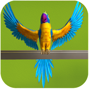 My Talking Parrot Icon