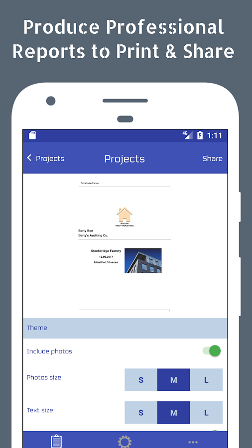 Snag List Pro - Site Audit, Inspektion & Reporting android apps download