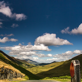 Road to nowhere by Sinclair Parkinson - Landscapes Mountains & Hills ( canon, braithwaite, mountain, cumbria, sinclair parkinson, lake, north, valley, canon 7d, pass, england, great, 7d, fat spanner photography, district, whinlatter, britain )