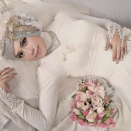 by Daniel Chang - Wedding Bride