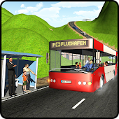 Game Coach Bus Hill Climb Driver 3D: Offroad simulator apk for kindle fire