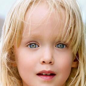 Being Real by Judy Rosanno - Babies & Children Child Portraits ( child, headshot, girl, natural lighting, outdoors, people, portrait, , best female portraiture )
