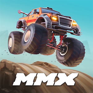 MMX Hill Dash For PC