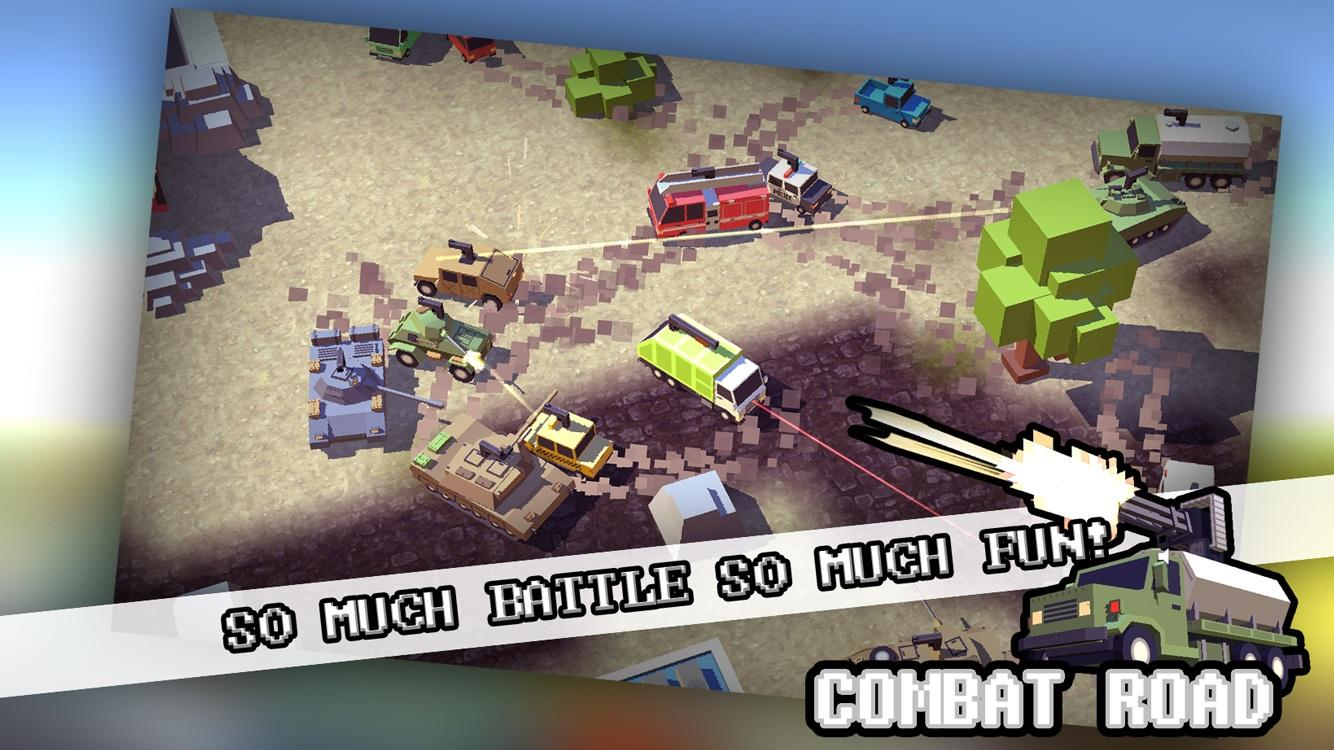 Combat Road Screenshot 7