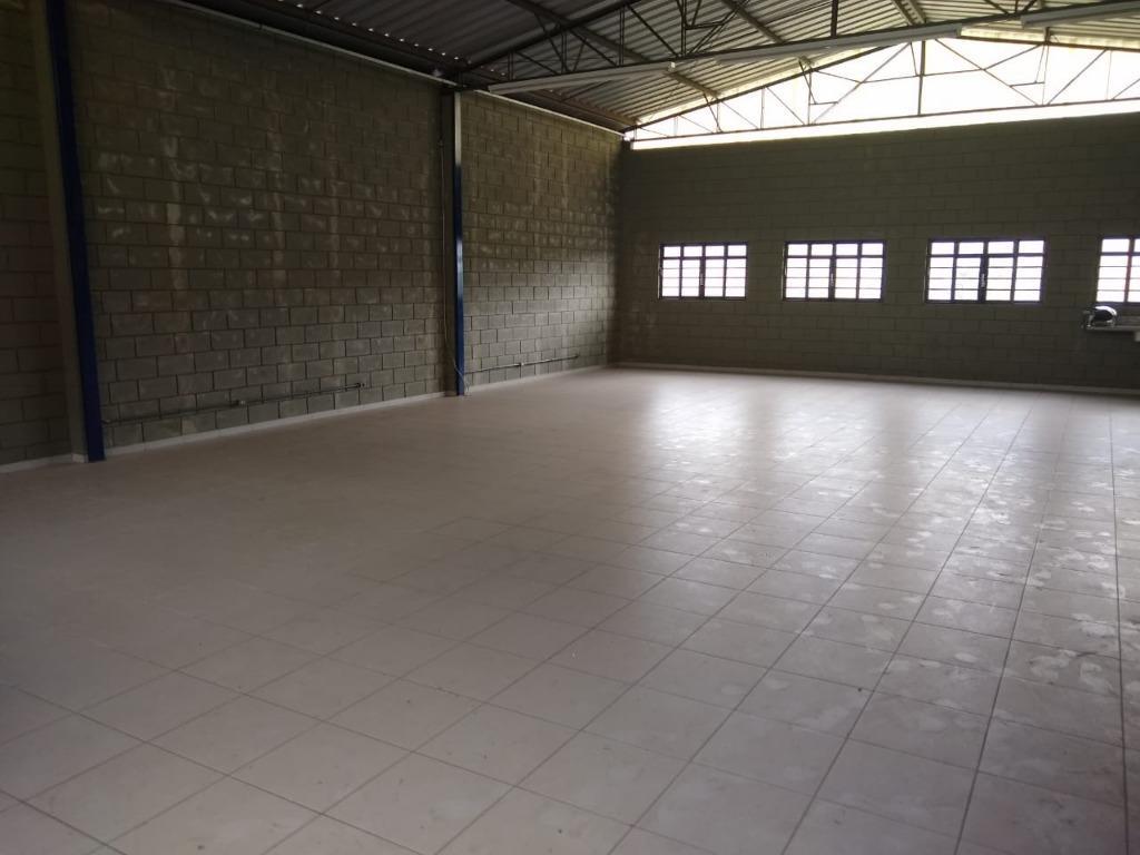 Galpão à venda, 500 m² por R$ 690.000 - Vila Ana - Jundiaí/SP