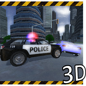 Police Thief Chase 3D 2016