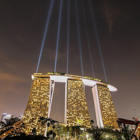 The Laser Show by Saya Serin - Travel Locations Landmarks